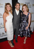 Sasha Alexander, Jordan Bridges and Sharon Lawrence