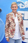 Ellen Degeneres Dislocates Finger After 'Falling' Into Door
