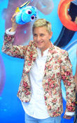 Ellen Degeneres Launching Shoe Line