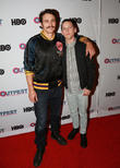 James Franco and Justin Kelly