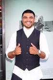 Victor Ortiz To Be A First-time Father - Report