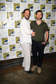 Silas Weir Mitchell and David Giuntoli