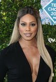 Laverne Cox at The Forum and Teen Choice Awards