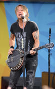 Keith Urban Joins American Idol Pal Harry Connick, Jr.'S Band
