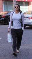 Michelle Rodriguez at Beverly Hills