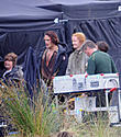 Sam Heughan at Cumbernauld
