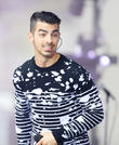 Joe Jonas Linked To Brazilian Model