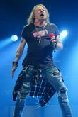 Traffic Trouble Made Axl Rose Late For Australian Gig
