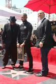 Terry Lewis, Aka Jimmy Jam, Usher Raymond and Harvey Weinstein