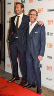 Armie Hammer and Michael Smiley