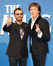 Paul Mccartney And Ringo Starr Reunite For Studio Session