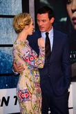 Emily Blunt and Luke Evans