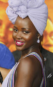 Lupita Nyong'o Goes Undercover As Pink Power Ranger At Comic-Con