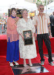 Kathy Bates Honoured With Star On Hollywood Walk Of Fame