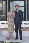 Emily Blunt and Luke Evens