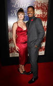 Nate Parker and Wife Sarah Disanto