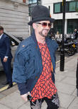 Boy George Secretly Admired 'Mechanical' George Michael