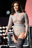 Demi Lovato Takes New Romance To Social Media