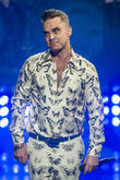 Robbie Williams To Receive Brits Icon Award