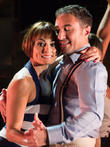 Vincent Simone and Flavia Cacace