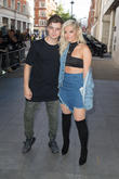 Bebe Rexha and Martin Garrix at Bbc Portland Place