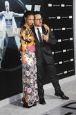 Thandie Newton and J.j. Abrams