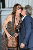 Cindy Crawford and Don Johnson