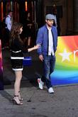 Anna Kendrick and Justin Timberlake