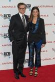 Colin Firth and Livia Firth