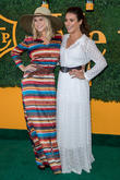Becca Tobin and Lea Michele