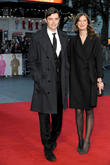 Sam Riley and Alexandra Maria Lara at Leicester Square, London Film Festival and Odeon Leicester Square