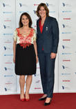 Arlene Phillips and Dr Katherine Grainger