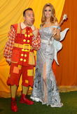 Stacey Solomon and Kev Orkian