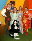 Stacey Solomon and Cast