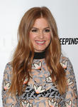 Isla Fisher at The London West Hollywood