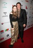 Ashleigh Cummings and Aaron Jakubenko