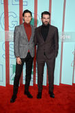 Miles Mcmillan and Zachary Quinto