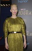 "Tilda Swinton Criticises 'Harry Potter' Films For ""Romanticising"" Boarding Schools"