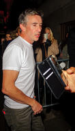 Steve Coogan at Westminster