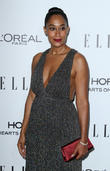Tracee Ellis Ross at Four Seasons Hotel Beverly Hills
