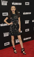 Actress Christian Serratos To Be A First-time Mum