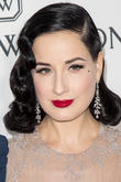 Dita Von Teese at Milk Studios