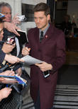 """Michael Buble's Son Noah """"Responding Well"""" To Cancer Treatment"""