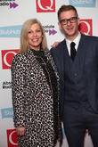Claire Sturgess at Q Awards