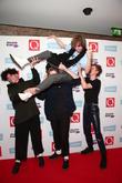 Ratboy at Q Awards