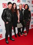 U2, The Edge, David Evans and Adam Clayton