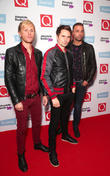 Dominic Howard, Chris Wolstenholme, Matt Bellamy and Muse