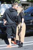 Hilary Duff and Jason Walsh