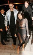 Kourtney Kardashian and Jonathan Cheban