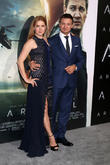 Amy Adams and Jeremy Renner at Village Theater